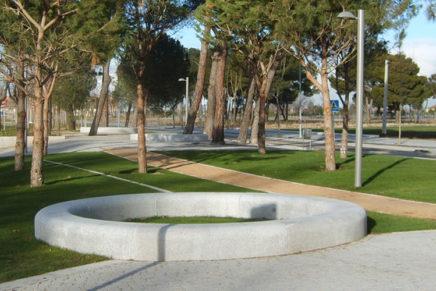 Pegaso City business park, Madrid