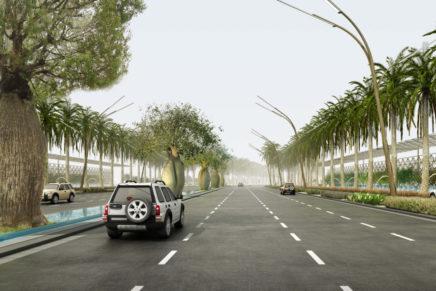 Khalifa Avenue, Doha
