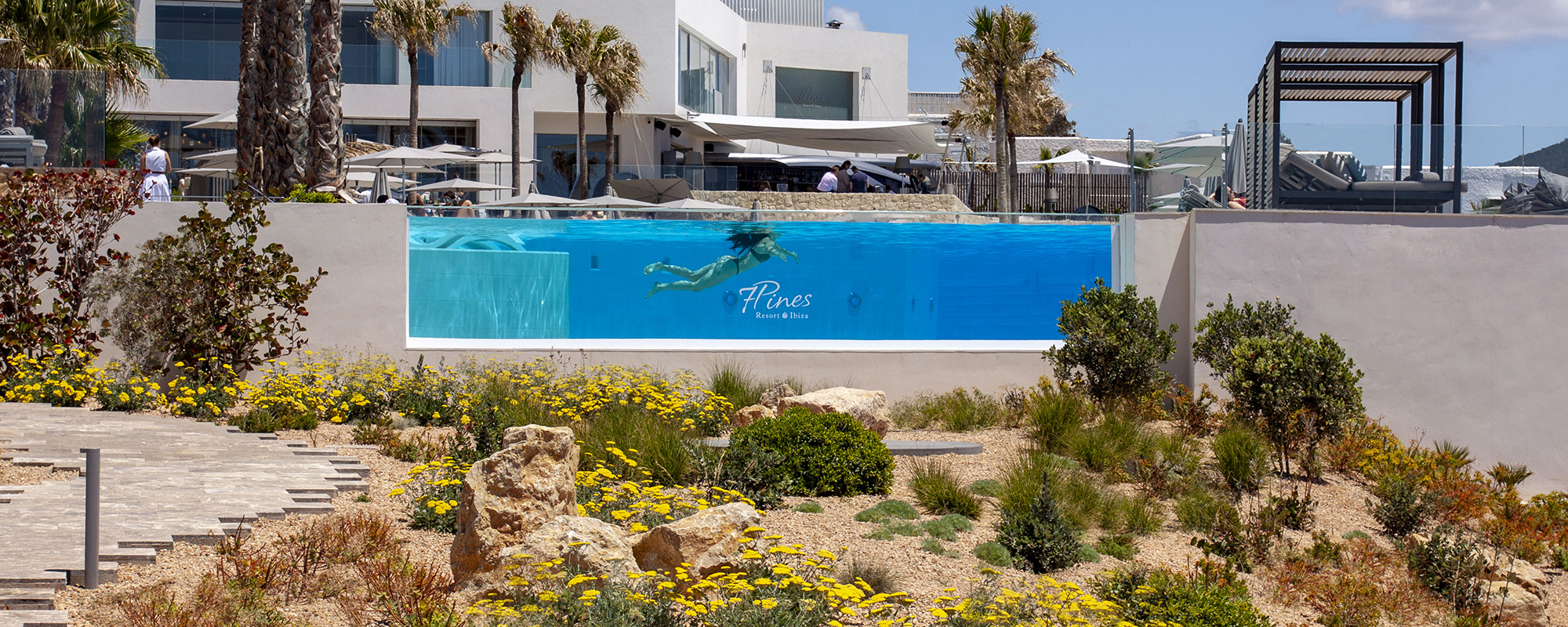 7 Pines Ibiza